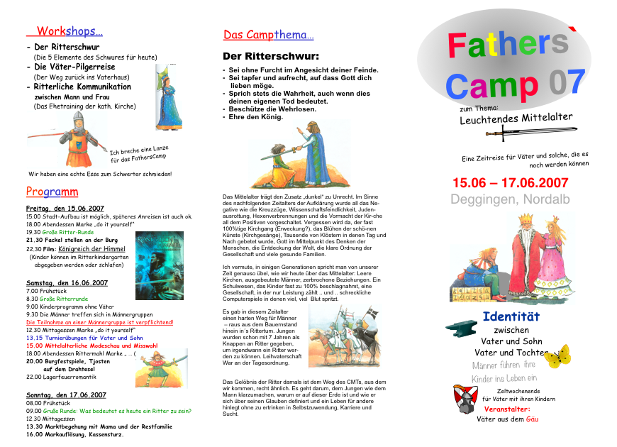 Fathers Camp 07.001