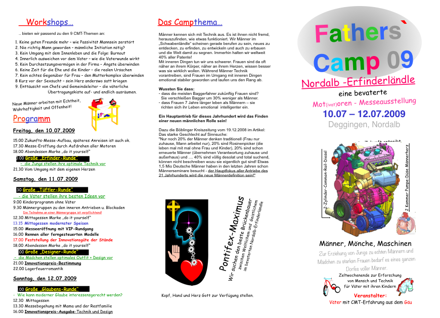 Fathers Camp 09.001